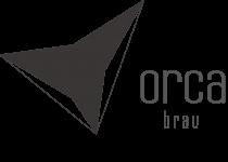 Logo orca brau